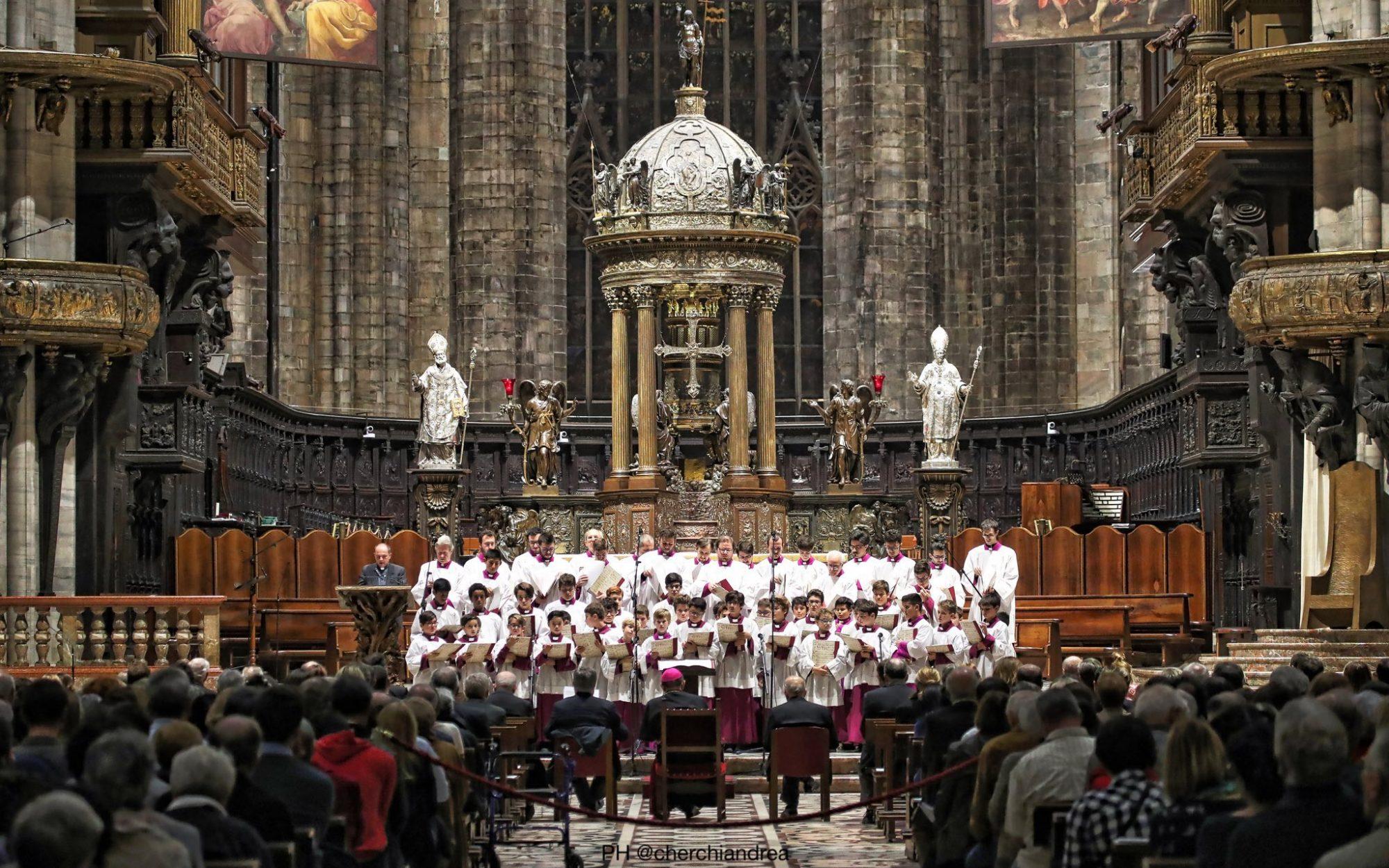 Fanciulli Cantori della Cappella Musicale del Duomo di Milano